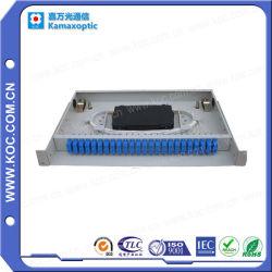 Serie Kpmsp-Dds a prueba de polvo de fibra óptica de cubierta de la caja de bornes