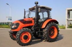 Tractor met de Tractor van de Lader van het VoorEind van het Toestel van de Klimplant van het Toestel van de Pendel, de Tractor van de Ploeg, Lamborghini Tractor, Sh Deutz Fahr Tractor van Changlin Shuhe