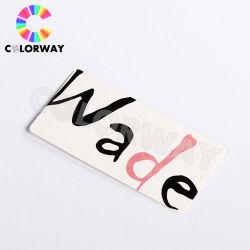 Menor preço Vestuário Personalizado papéis fiquem Tags fabricados na China