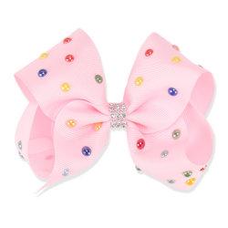 Baby Girls 5 Pollici Rhinestone Capelli Scrofe Per Bambini Accessori Per Capelli