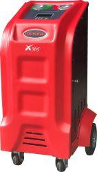 Rote Farbe Automotive AC Reinigungsmaschine für Auto-Wartung