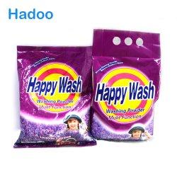 1 кг OEM ежедневная очистка мойка одежды прачечная порошок моющее средство с торговой маркой клиента