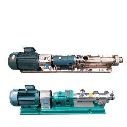 De sanitaire Pomp van de Rotor van de Instructie van de Lotion van de Schroef van het Water Centrifugaal Vacuüm Zelf