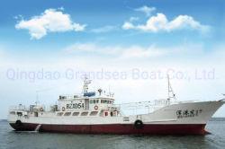 140FT/43m Congelatore oceanico in acciaio tonniera commerciale a lunga lenza Spedizione in vendita