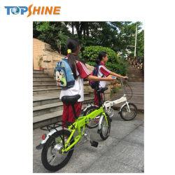 18 pulgadas Nuevo estilo plegable inteligente de energía eléctrica Ayudar E-Bicicleta 36V 250W