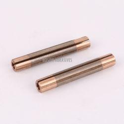 Diamante sinterizzato che smerigliatrice gli strumenti, singolo passaggio che smerigliatrice gli strumenti, smerigliatrice i manicotti