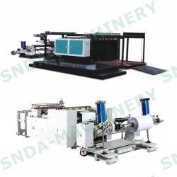 Rouleau de papier économique bon prix à la feuille de bâches de coupe de la machine laminoir de papier de la Chine usine