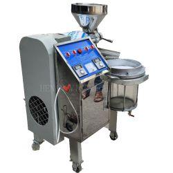 Mini-prensa de óleo com o filtro de vácuo