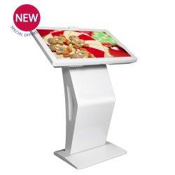 Qualitäts-Fußboden-Standplatz 32 42 43 49 55 65 Zoll LCD-Screen-interaktiver Informations-Kiosk