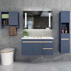 Governo di stanza da bagno di legno solido della mobilia della stanza da bagno con il Governo dello specchio