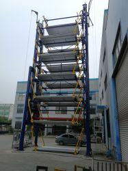 Sistema astuto di parcheggio di Suvs del carosello con Ce ed i certificati dello SGS