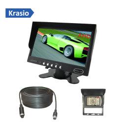 HD Auto-LKW-Bus-Fahrzeug, das Kamera-System mit Ahd Kamera LCD aufhebt