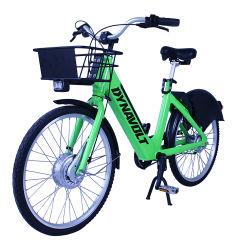 Doppelter Standplatz-Unisexrahmen 4G Iot des Stoß-2020 mit GPS-Funktions-billig elektrischem teilendem Fahrrad