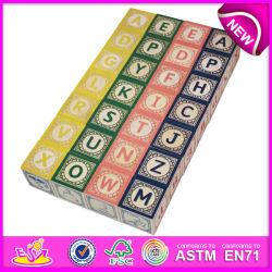 2014 oberstes neues populäres hölzernes Kind-Block-Dreieck-Puzzlespiel-Spielzeug