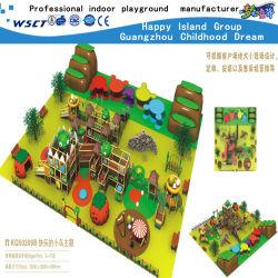 Indoor Lovely Castle Children Favorite Playgrounds (HK-50209B)
