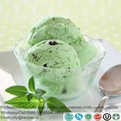 Hard o Soft Ice-Cream premezcla en polvo, con productos lácteos no Creamer