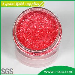 Prix compétitif Pearl Glitter poudre fluorescente pour le plastique