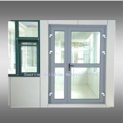 Алюминиевый профиль для окон и дверей дверная рама перемещена
