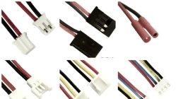 Jst terminales del conector Molex amplificador Cable electrónico general
