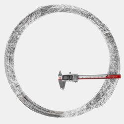 Fil en acier galvanisé/ 0.5mm-4.5mm Câble galvanisé Fil d'acier/ galvanisé Câble en acier inoxydable