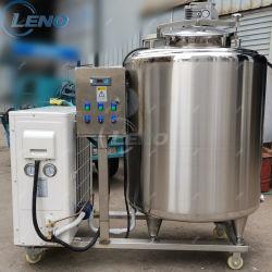 heißer Wasser-Speicher-abkühlendes mischendes Becken der Milch-100L mit Quirl