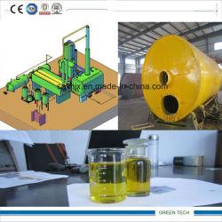 La nueva condición utilizada la refinación de petróleo la máquina de 5 toneladas sin contaminación