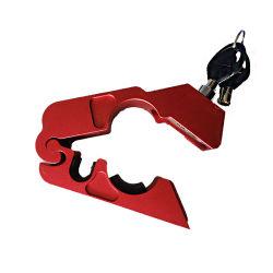 Leite Liga Universal Motociclo CNC aderência do acelerador da alavanca de trava de segurança
