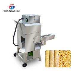 Edelstahl Gemüsemaschine Automatische Gekochte Mais Süße Mais Dreschen Maschine frischer Maisabfangsteller (TS-W168L)