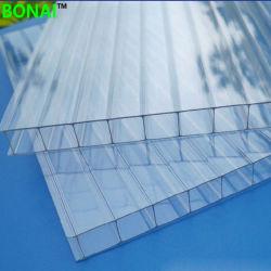 Comitato vuoto del policarbonato colorato Carport della serra di prezzi competitivi 10mm