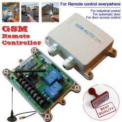 Удвоение производительности GSM пульт дистанционного управления в салоне