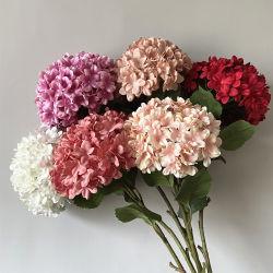 بيع بالجملة زهور كبيرة مصطنعة وزهرة لحدث ديكور