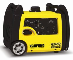 2800 Watts en silencio inversor generador portátil digital con la EPA, el CARB, CE, Soncap Certificado (FA3000I)