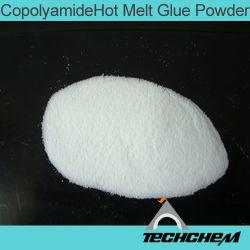 Poudre de colle thermofusible Copolyamide pour adhésif textile et de la fibre de verre