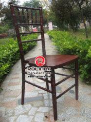 경쟁력 있는 가격의 헤비 듀티 마호가니 치아바리 의자