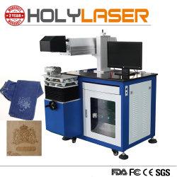 Scarpe Da Cintura In Pelle Carta Acrilica Carta Co2 Laser Marking Machine