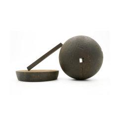 Diam 135mm le laminage à chaud /Boule de broyage en acier forgé