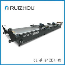 CNC 전자동 12000X1600mm 전자동 절단 기계 절단 플롯터