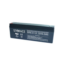 再充電可能な密封された鉛酸蓄電池12V 2.3ah