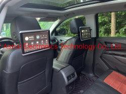 10.6インチIPSのタッチ画面のHDMI WiFi Bluetooth FMの送信機が付いている人間の特徴をもつヘッドレストのInfotainmentのマルチメディア・システム