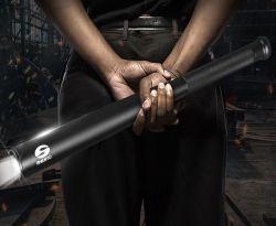 De Knuppel van het honkbal Zelf - van de LEIDENE van de Stok van de defensie het Licht van de Redding in openlucht het Kamperen Veiligheid
