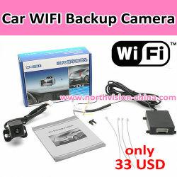 دعم كاميرا الرجوع للخلف في سيارات Wifi وiPhone وAndriod (Wi-33 أمبير)