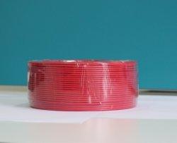 PVC PE isolés Conducteur en cuivre du fil électrique de puissance 450V 750V du câblage de la chambre d'accueil le fil électrique RoHS ignifuge CE approuvé
