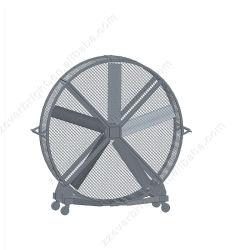 De Industriële Vloer die van uitstekende kwaliteit Grote Mobiele Ventilator voor Fabriek bevinden zich
