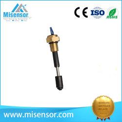 Sensor van het Niveau van de Vlotter van het Water van de olie de Vloeibare die op de Schakelaar van het Riet/de Sensor van de Capacitieve weerstand wordt gebaseerd