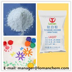 화학 섬유 이산화티탄 Anatase TiO2 백색 분말을%s 안료