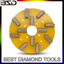 Bonos de metal pulido Pulido Productos Abrasivos disco