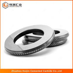 Yg15 carbure de tungstène rouleau pour le dessin de fil