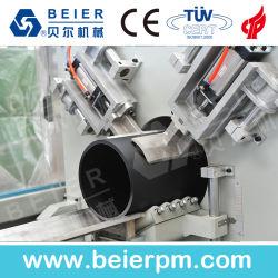 HDPE/PEのプラスチック管の放出ライン(単一ねじプラスチック押出機機械)
