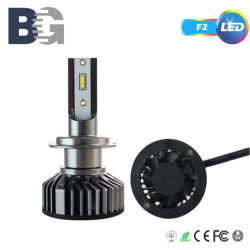 F2 небольшого размера светодиодный индикатор питания фар с ксеноновыми лампами