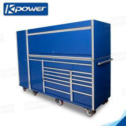 2020 Nouvelle conception de l'atelier outil métallique de Garage Cabinet outil/Outil chariot/ Panier avec poignée et roues